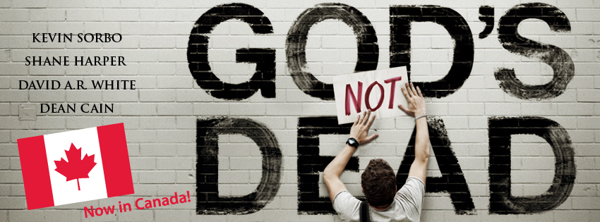 God's Not Dead Movie Promotion Canada