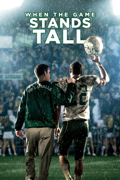 When the Game Stands Tall Canada movie competition