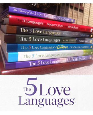 The 5 Love Languages Reward Library