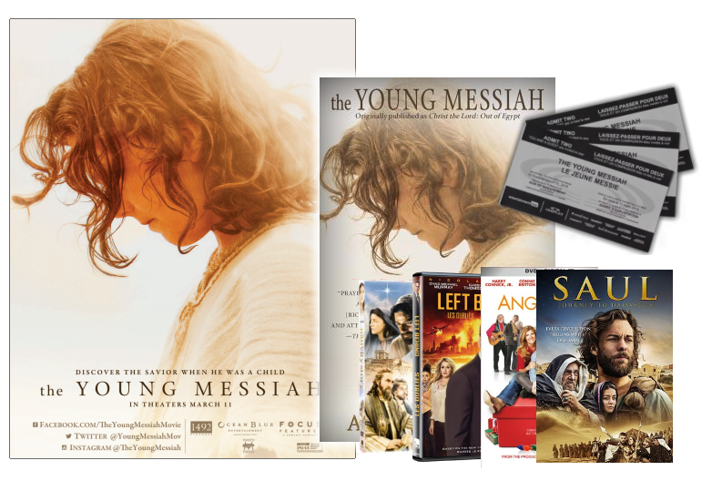 The Young Messiah Super Spark Rewards