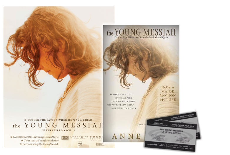 The Young Messiah Spark Rewards