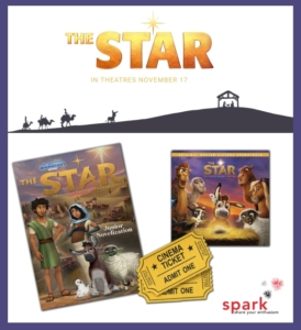 The Star Spark - Secondary Prize