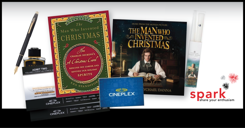 The Man Who Invented Christmas Showtimes.The Man Who Invented Christmas Share Your Spark